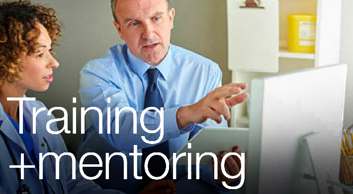 Learn more about Professional Mentoring